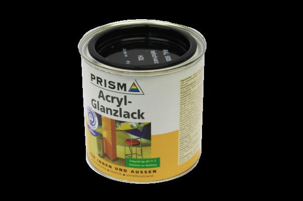 Acryllackfarbe (schwarz)