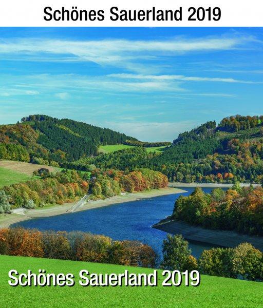 Kalender Schönes Sauerland 2019