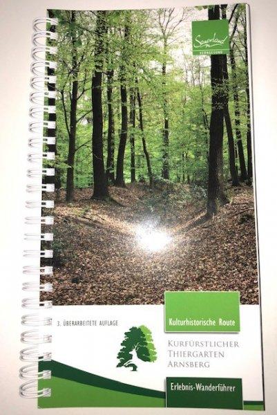 Erlebnis-Wanderführer Kurfürstlicher Thiergarten Arnsberg