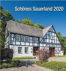 Kalender Schönes Sauerland 2020