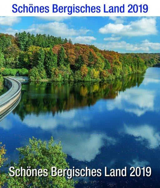 Kalender Schönes Bergisches Land 2019