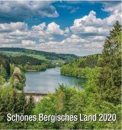 Kalender Schönes Bergisches Land 2020